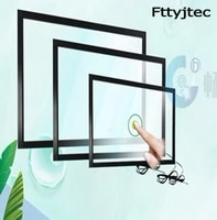 fttyjtec 60 20 points usb ir multi touch screen frame without glass for multitouch tableinteractive kiosktouch whiteboard