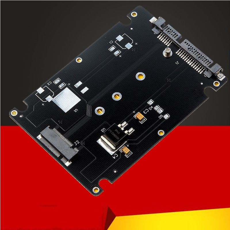 H1111Z корпус M.2 NGFF SSD до 2,5