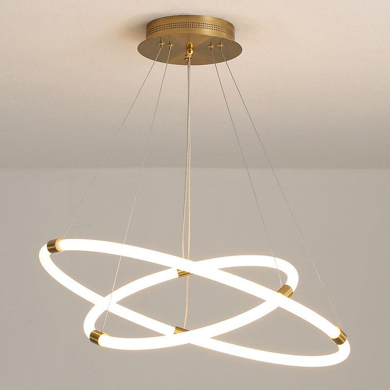 Современные подвесные светильники для кухни, столовой, гостиной светодиодный светильники, кофейня, бара, спальни, простая Скандинавская лю...