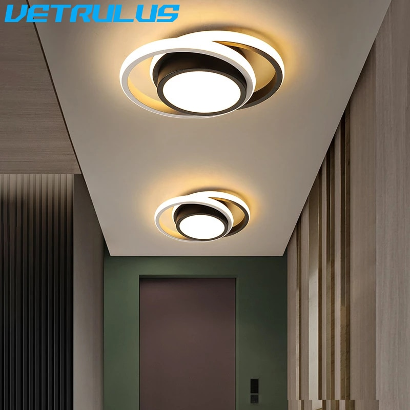 Modern Square LED Ceiling Lights Fixture Aluminum Fashion Led ceiling lamp Dining Living Room Bedroom Lustre Lamparas De Techo retro ceiling lights nordic pipe wrought iron ceiling lamp for dining room bedroom deco led ceiling light loft lampara techo