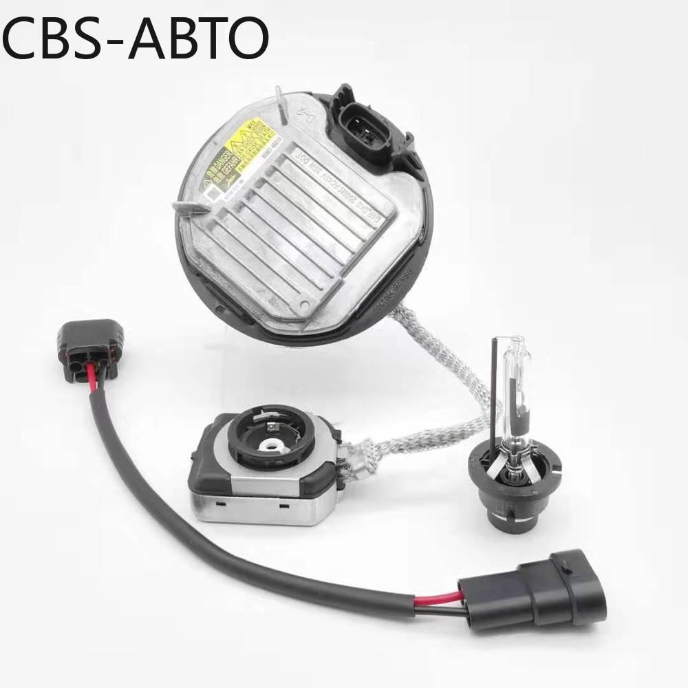 CBS ABTO 85967-45010 HID balasto xenón D4S D4R para Toyota Sienna Lexus RX350 faro de xenón bloque KDLS001 DDLT004 8110760F10