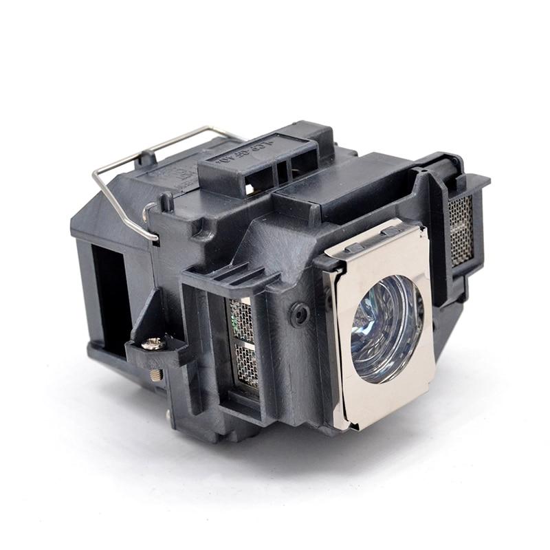 Compatible for ELPLP58 V13H010L58 for Eps0n EB-X10 EB-X7 EB-X72 EB-X8 EB-X8e EB-X9 EB-X92 EH-DM3 EH-TW450 EB-S92 EB-W10 / EB-W9