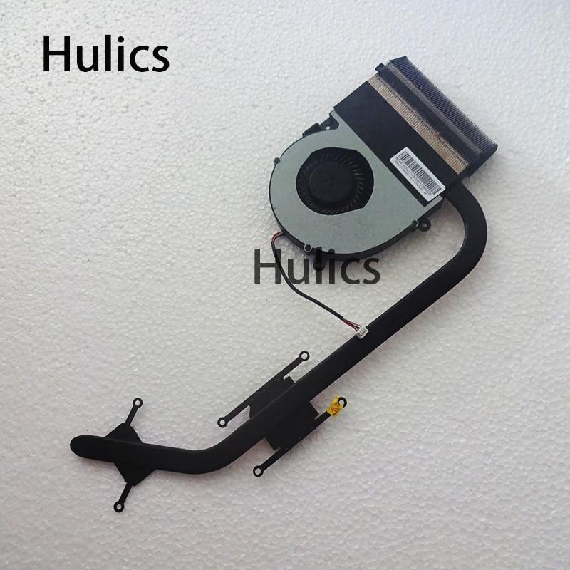 Hulics-مروحة تبريد الكمبيوتر المحمول ، مبرد وحدة المعالجة المركزية لـ asus X75V X75VD X75VB X75A X75A1 KSB06105HB -CA56 ، أصلي
