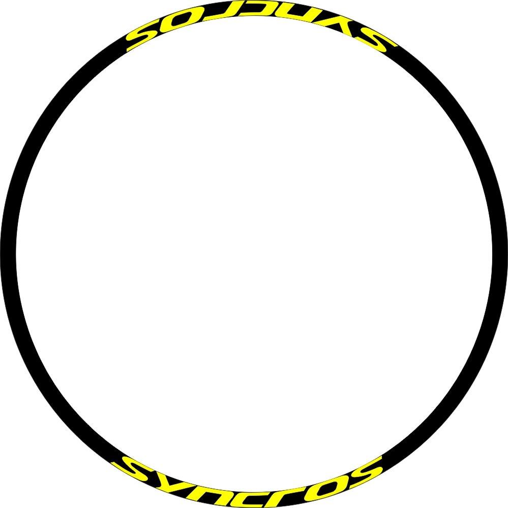 "Pegatinas de rueda de borde para bicicleta de montaña 26 ""/27,5""/29 ""MTB impermeable reemplazo Protector seguro 2 ruedas"