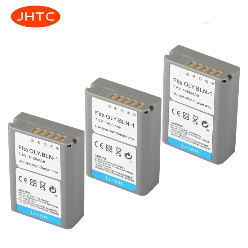 1450mAh BLN-1 PS-BLN1 батарея камеры для OLYMPUS PS-BLN1 BLN-1 аккумуляторная батарея для E-M5 EM5 OMD OM-D