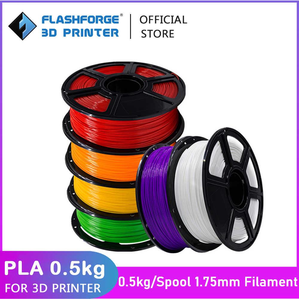 Flashforge 1 75mm Pla 0 5 Kg Spool Filament Printing Material For Adventurer 3 Finder Dreamer Inventor Series 3d Printing Materials Aliexpress