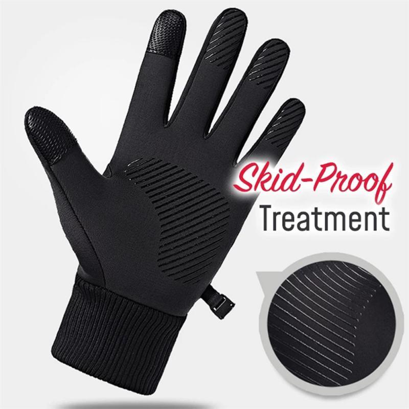 Guantes Térmicos universales para TODAS las inclemencias, guantes duraderos para regalo de Navidad, guantes impermeables para ciclismo