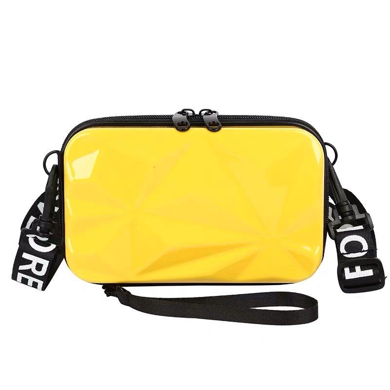 2020 tiktok bag, mini bag, mini mobile phone bag, luggage bag, sling bag, shaking voice.