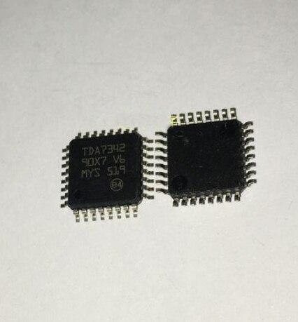 1 UDS-10 Uds nuevo TDA7342 QFP32