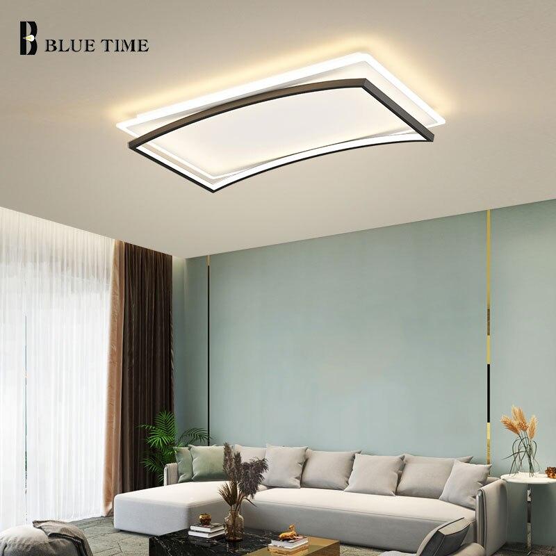 مصباح سقف LED بتصميم حديث ، إضاءة داخلية ، إضاءة سقف زخرفية ، مثالية لغرفة المعيشة ، غرفة النوم ، غرفة الطعام ، المطبخ.