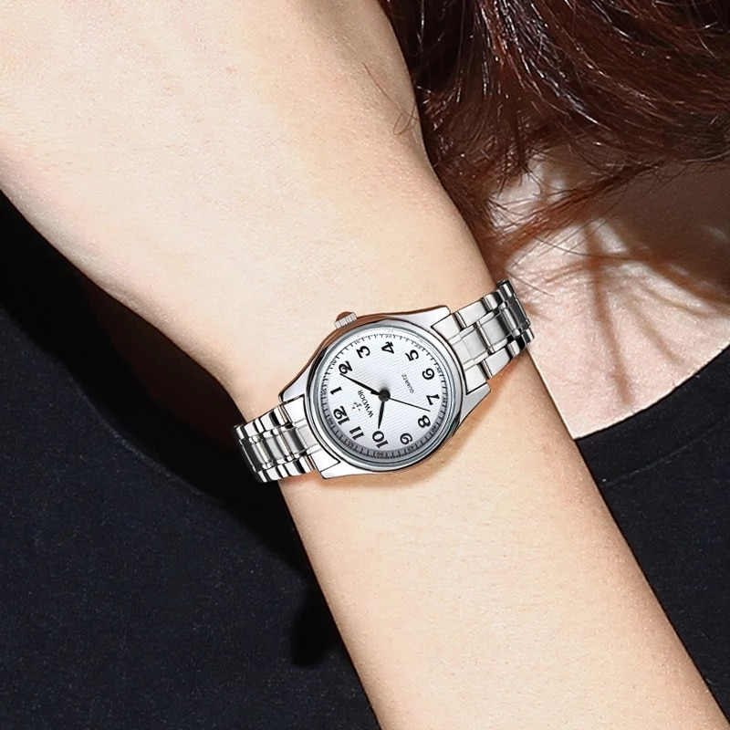 WWOOR Top Brand Luxury Ladies Watch Bracelet 2021 Women Dating Wristwatch Gift Analog Waterproof Quartz Watches Relogio Feminino enlarge