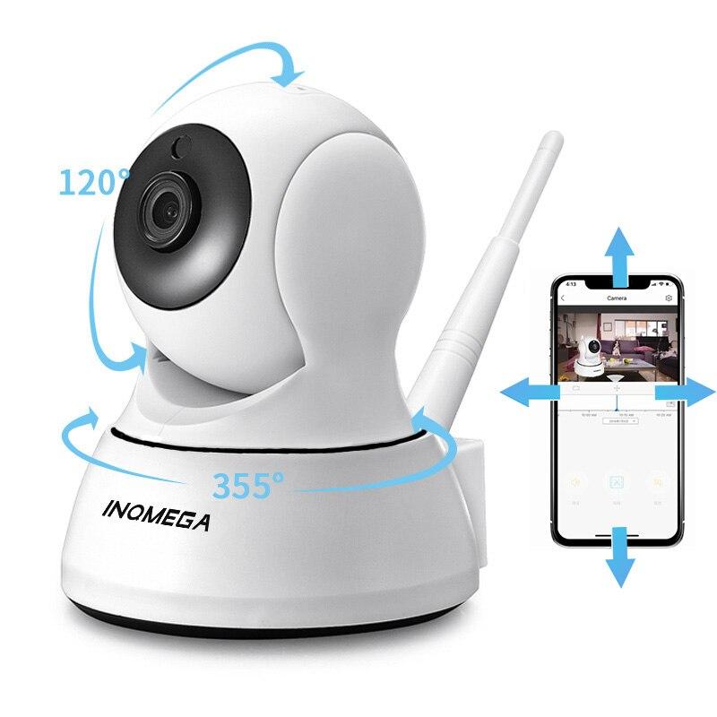 INQMEGA 1080P ip-камера, беспроводная Wifi камера, Домашняя безопасность, CCTV сетевая камера ночного видения, P2P Удаленный просмотр