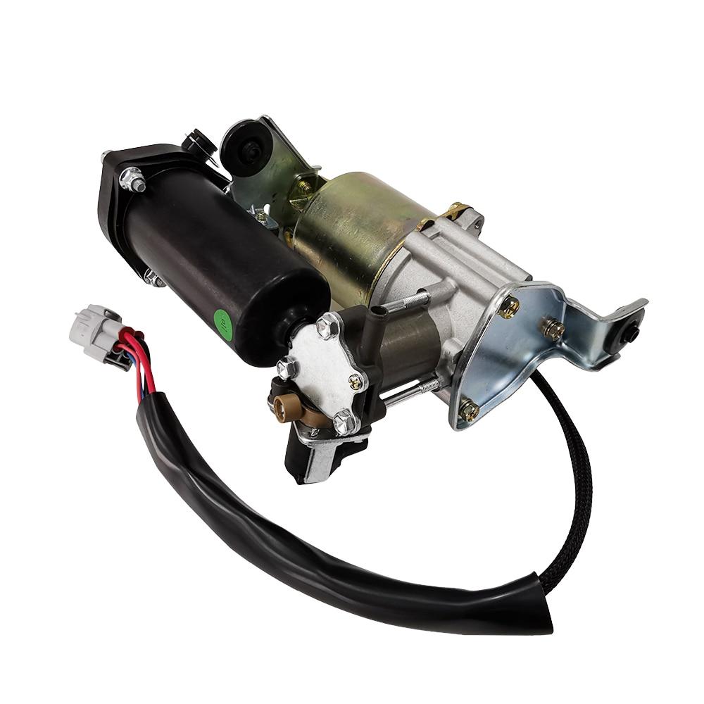 Para Toyota Land Cruiser Prado 120 y Toyota 4Runner 4.7L & Lexus GX470 4.7L repuestos para compresor de aire de bomba de suspensión de aire