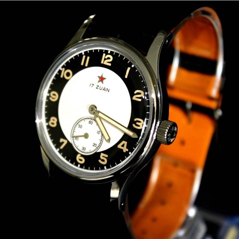جديد النورس ST1701 حركة فقاعة مرآة التلقائي ساعة ميكانيكية سهرة الهاتفي مضيئة مقاوم للماء الفولاذ المقاوم للصدأ ساعة رجالي