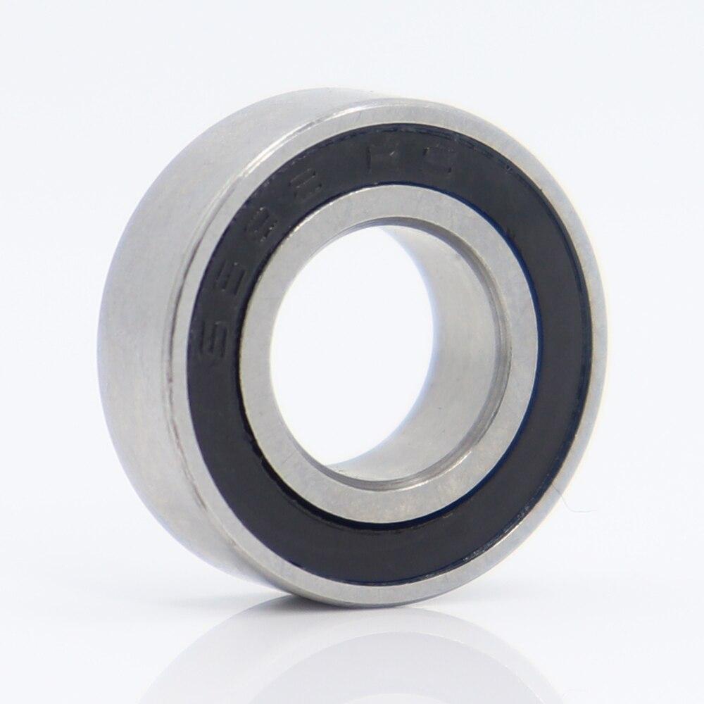 688-2RS rodamiento de cerámica híbrido 8*16*5mm ABEC-1 ( 1 PC) Eje de Motor industrial 688HC híbridos Si3N4 rodamientos 3NC 688RS