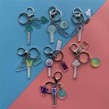 Shinee DAY6 VICTON porte-clés porte-clés chaîne anneau porte-clés pendentif Fans Gilfs gros nouveau 2020