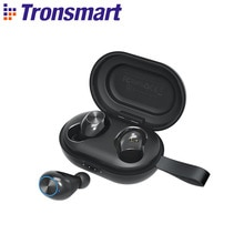 Original Tronsmart Spunky Beat APTX Wireless Kopfhörer mit QualcommChip,CVC8.0,Bluetooth 5.0,IPX5 Wasserdicht, Stimme Assistent