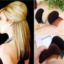 Hot Fashion Women Hair Clip Styling Bun Maker Braid Tool Hair Accessories Comb