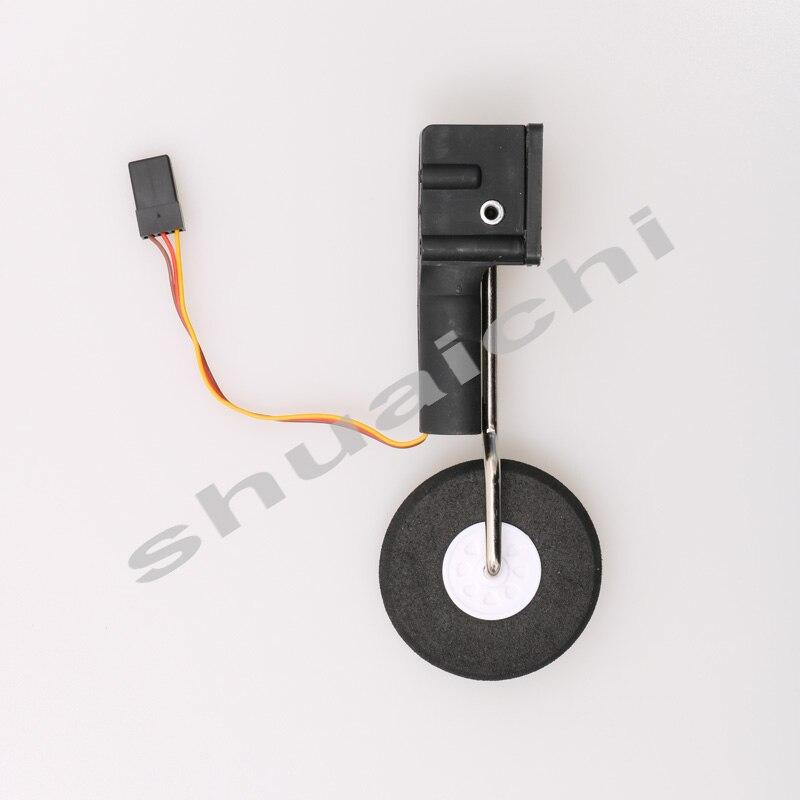 25g Digital Servoless Metal Electronic Retractable Landing Gear for Airplane KTK