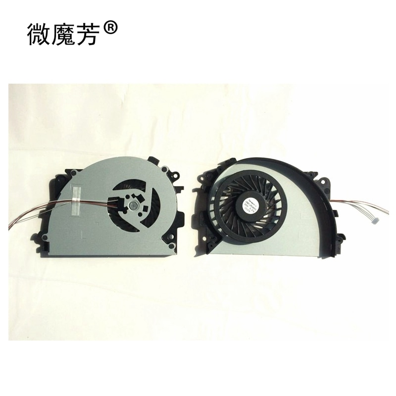 Nueva computadora portátil ventilador de refrigeración de la cpu para Sony SE SE15 SE16 SE17FX SE19 PCG-41412L SE1S1C SE16FW SE1113T VPC-SE2L9E
