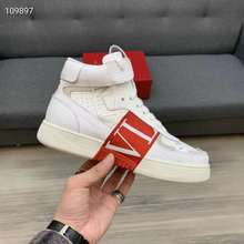 2021 new top designer brand couple models leather increased daddy shoes fashion casual shoes sports