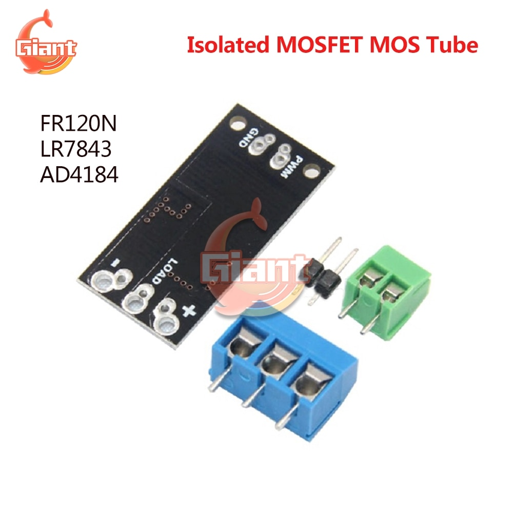 FR120N LR7843 D4184 isolé MOSFET MOS Tube effet de champ Tube FET Module relais remplacement 100V 9.4A 30V 161A 40V 50A Circuits