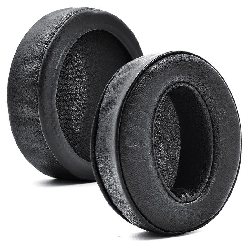 1 par de almohadillas de repuesto para auriculares SennheiserHD4.40 HD4.50 BTNC