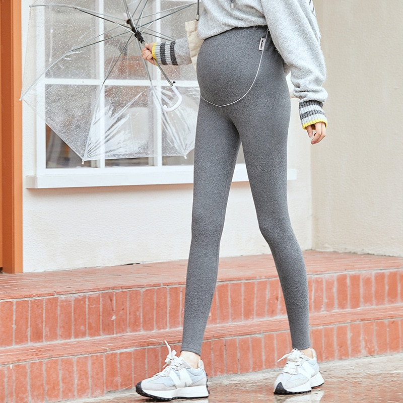Leggings for Pregnant Women 2021 Tights for Pregnant Clothes Pregnancy and Maternity Pants Maternity Clothes Pregnant Winter