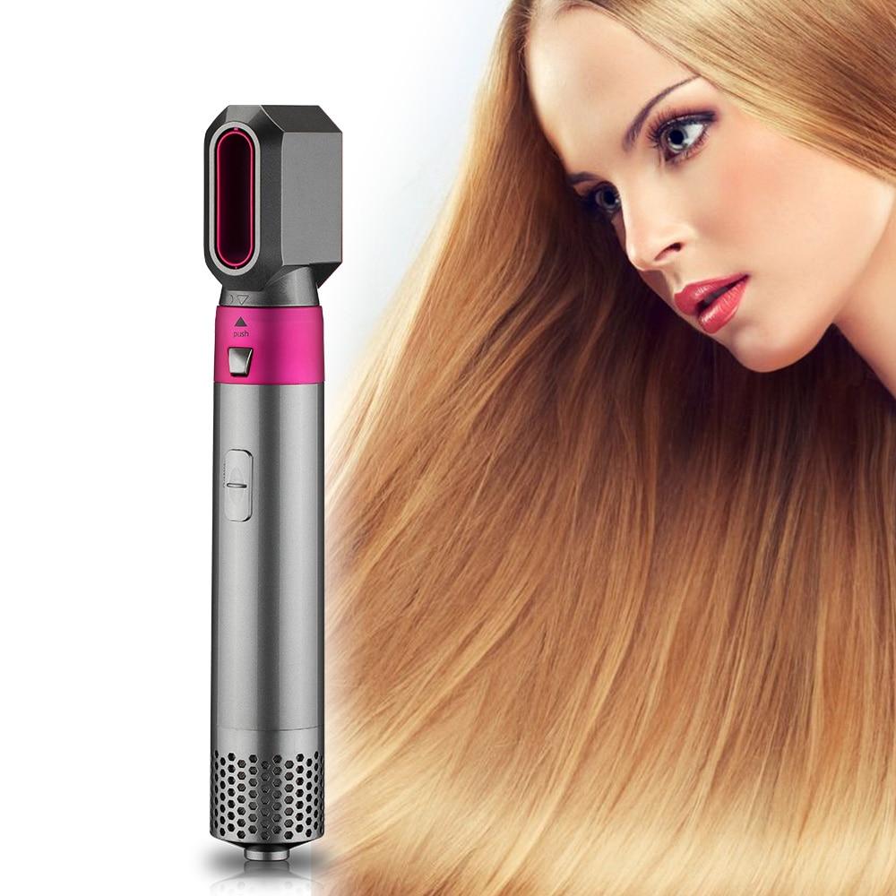 Blow Dryer 5 In 1 Hair Styler Hairdryer Hair Blower Brush Electric Curling Iron enlarge