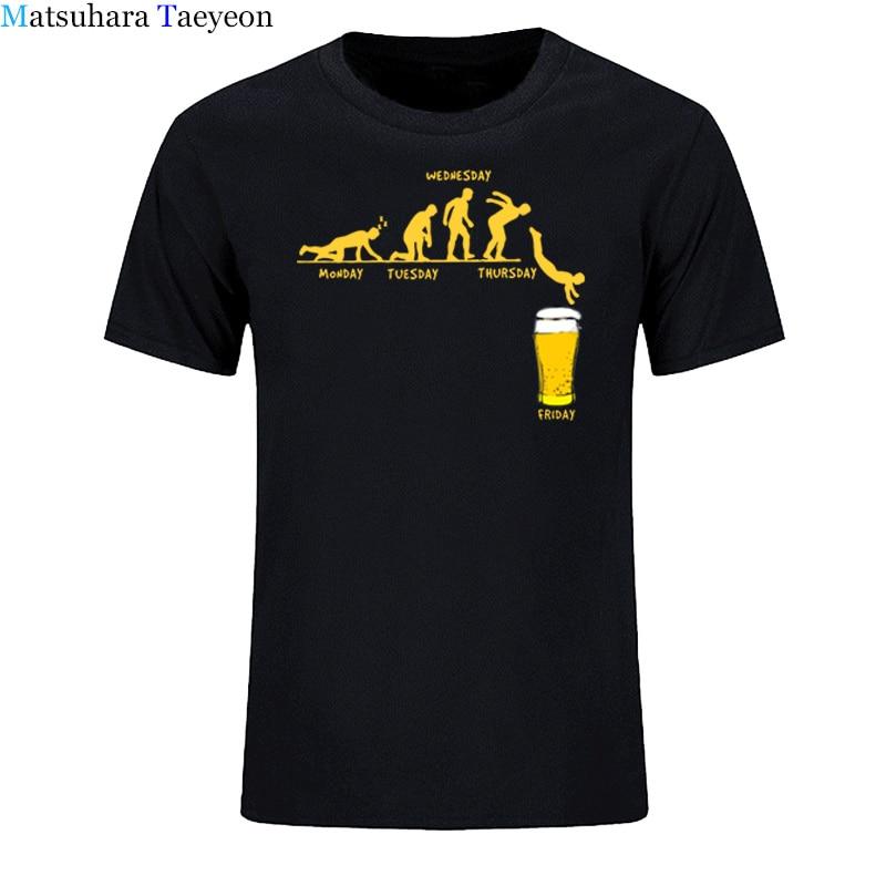 AliExpress - Week Craft Beer T Shirt Men Tops Short Sleeve T-shirt Cotton Mans Tshirt Cotton Casual Funny T-Shirts Drunk Tee Alcohol Drinking