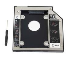 Новый 12,7 мм SATA 2nd HDD SSD карман для жесткого диска для hp EliteBook 8460P 8460W 8470P 8470W