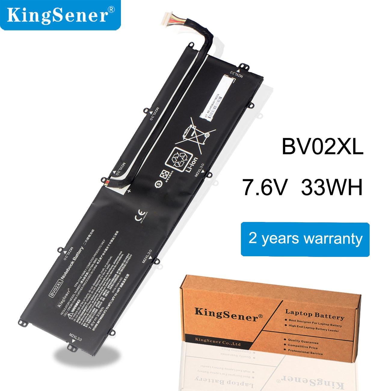 Kingsener BV02XL 775624-121 Laptop Battery For HP Envy X2 13-J050NA J000NP J012DX J099NX HSTNN-IB6Q