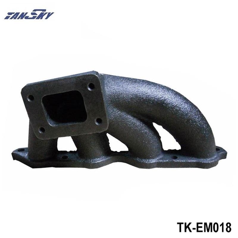 Cabezal de colector de escape Turbocharge T25 para Toyota AE86 Sprinter Trueno 85-87 Fit 38MM Wastegate TK-EM018