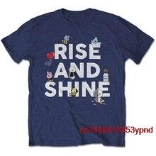 Tee shirt homme BT21-tee shirt bleu marine homme taille haute (petit) chemise femme
