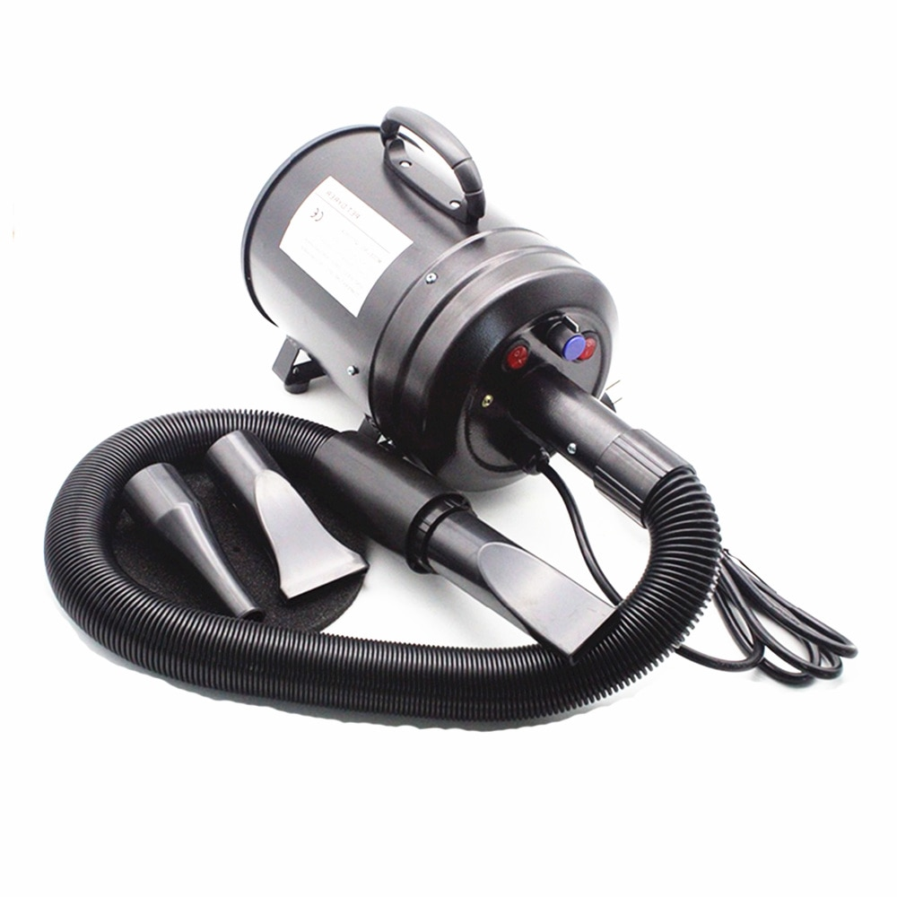 Soplador de mascotas de regulación de temperatura Gale secador de pelo barato para mascotas secador de pelo 220 V/110 V 2800W para coche doméstico