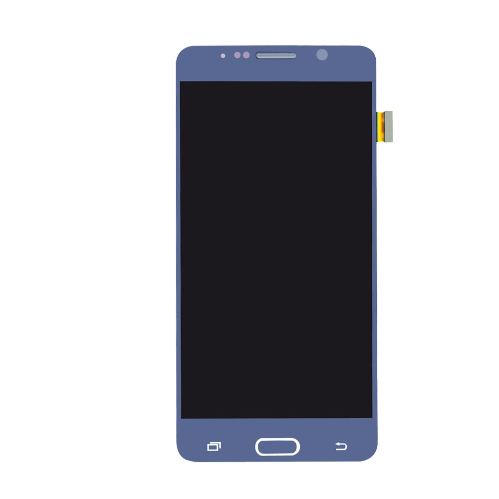 Super AMOLED LCD for Samsung Galaxy Note 5 Note5 N920 N920A LCD Display Touch Screen Digitizer Assembly Replacement with Frame enlarge