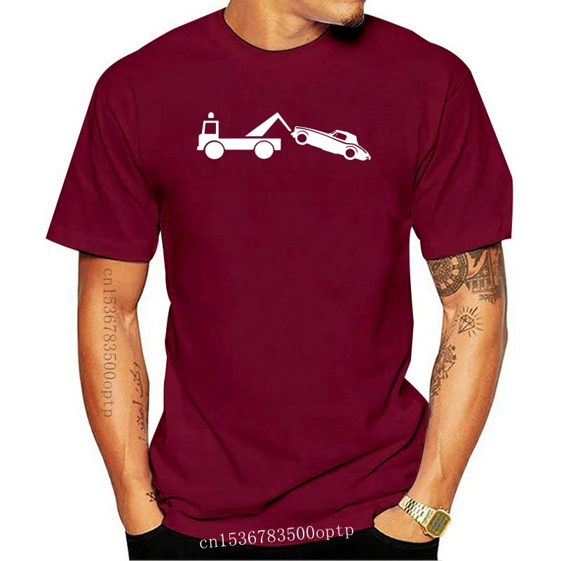New Classic car Breakdown humour t-shirt. Austin Healey 3000