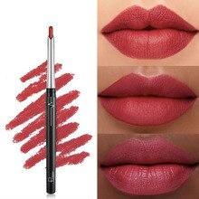 Lipstick Palette Matte Laviales Rouge Een Levre Naakt Labiale Mate Larga Duracion Koreaanse Lip Tint Lippen Gloss Szminki Lipstic Make-Up