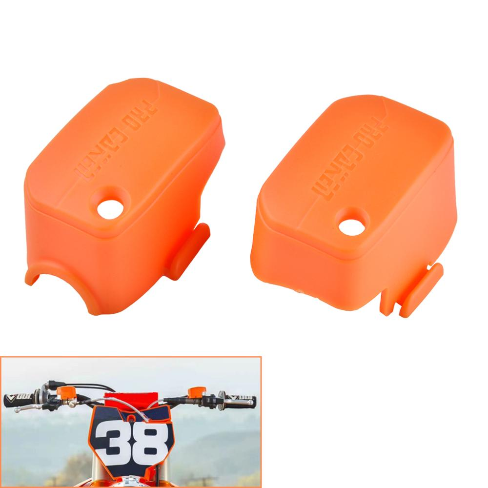 ABS Master Cylinder Covers Cases For KTM 125 200 250 300 350 400 450 500 525 530 SX SXF XC XCF XCW XCF-W EXC EXC-F SMR XCRW