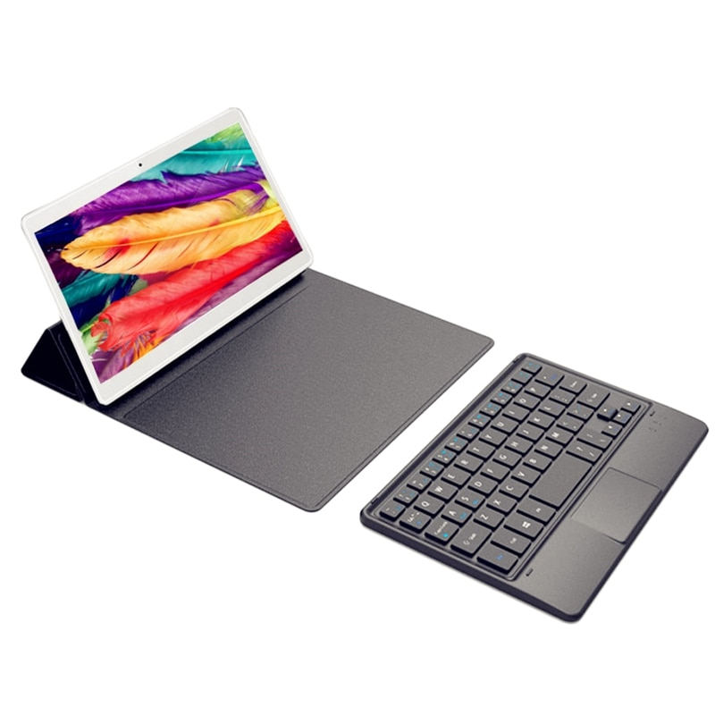 Binai CPU Quad-Core 1,3 GHz 10,1 pulgadas Tablet PC 3G Android 6,0 Super Tablet 2 + 32GB WiFi GPS IPS 2.5D curvo pantalla capacitiva Du