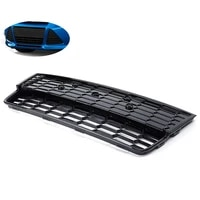 car honeycomb mesh front lower center grille grill for ford focus sse 2012 2013 2014