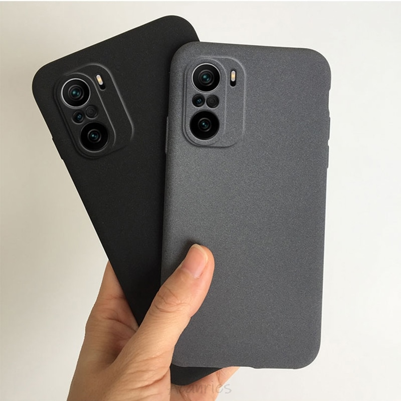 AliExpress - Ultra Thin Sandstone Matte Phone Case On For Xiaomi Poco F3 5G Global Soft Tpu Back Covers Coque Fundas Cases On Poko F3 M3 Pro