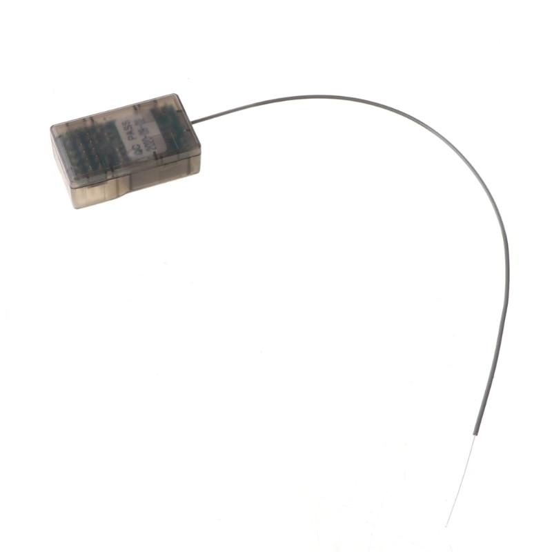 Radiolink R6FG R6F 2.4G Receiver FHSS 6 Channel Radio Control System for RC4GS enlarge