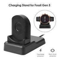USB зарядный кабель подставка для умных часов многофункциональное зарядное устройство USB кабель Классическая зарядная док-станция для Fossil Gen...