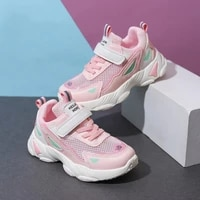 spring new kids mesh shoes baby girls sport sneakers children shoes boys fashion casual shoes soft brand trainer
