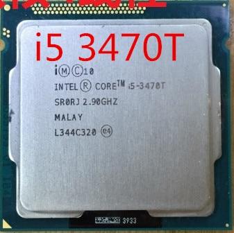 Intel Core i5 i5-3470T 3470 I5 3470T 3M Cache 2,9 GHz 35W LGA1155 Desktop CPU i5 3470T