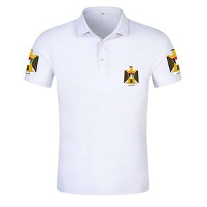 PALESTINE POLO shirt diy free custom made name palaestina POLO shirt PLE nation flag tate palestina college print logo clothing