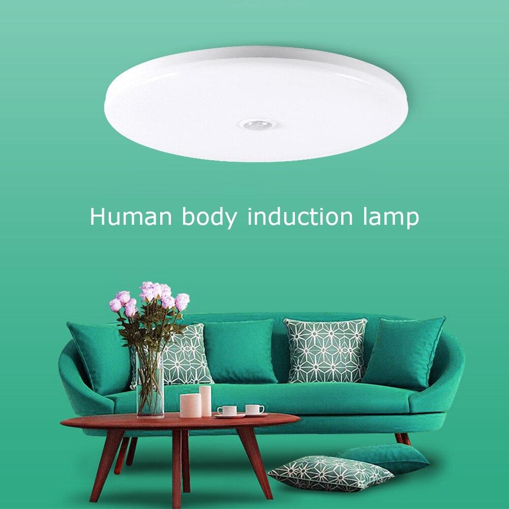 LED PIR Motion Surface Mounted  Sensorr LED Ceiling Light Modern Lamp Night 18W 12W For Hallway Entrance Balcony Corridor
