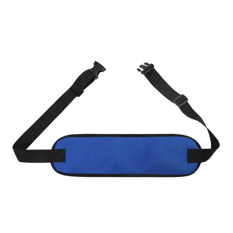 Adjustable Wheelchair Seat Protective Belt Cushion Safety Harness Straps For Elderly Patients Bed Seat Safe Belt Strap Support