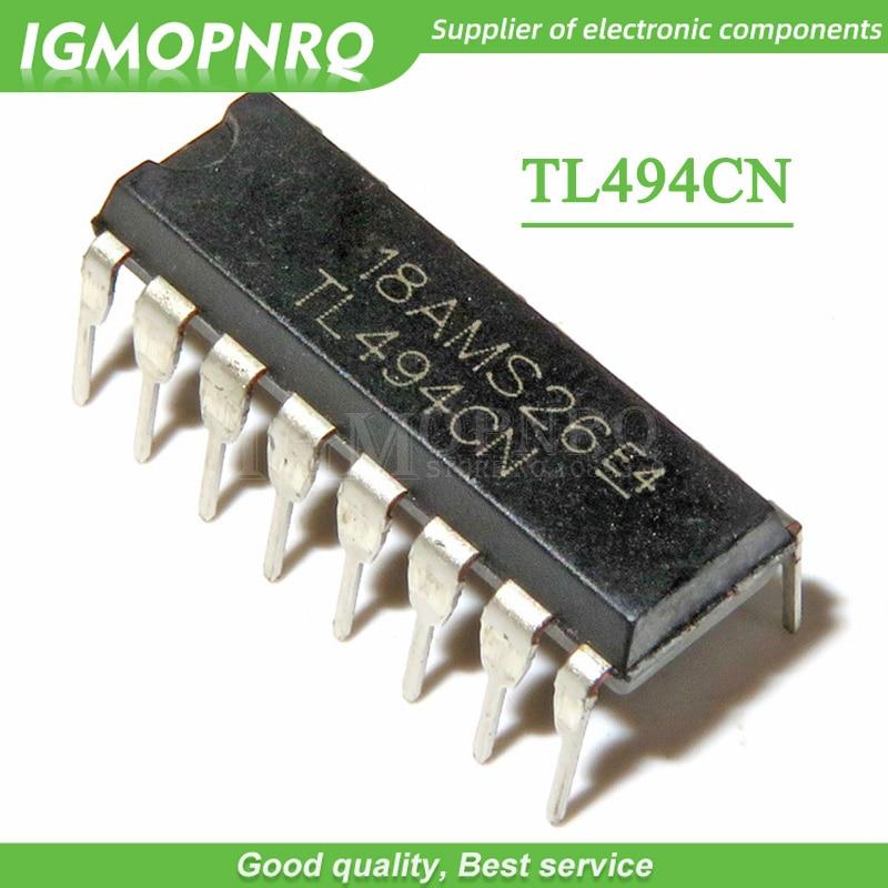 100 шт. TL494CN DIP16 TL494C DIP TL494 новое и оригинальное IC